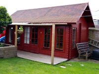 Log Cabin to rent in Fulford