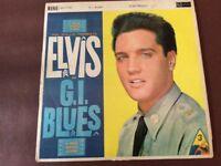 ELVIS PRESLEY ' G. I BLUES (MONO)