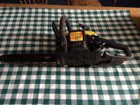 Mc culloch 14 inch chain saw.