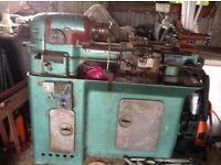 Smart & Brown Metalworking lathe, good working order. Viewing welcome