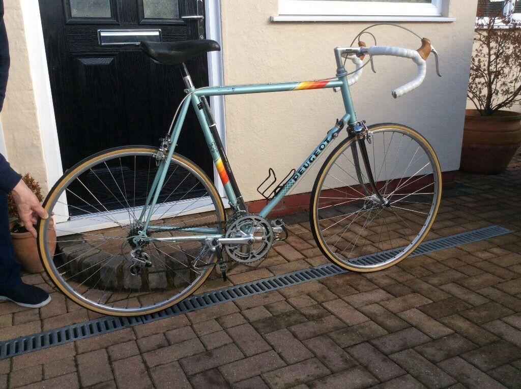peugeot vitesse 12 speed (rare 1980's classic) | in northampton