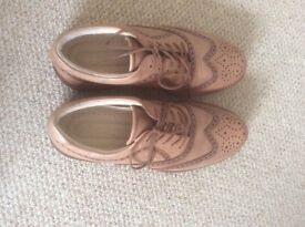 Golf Shoes, Ecco, size 42 UK size 8, nearly new