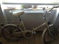 Vintage Raleigh push bike for sale