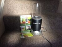 Nutribullet blender and cups
