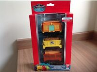 Chuggington cargo car pack