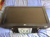 32 inch LG tv with free view....in good condition