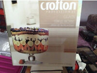 Crofton Large Trifle Bowl/Decorative Bowl