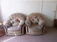 Sofa good condition no marks has been well looked after