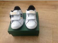 Boys Lacoste Trainers, Size 6 New and Boxed