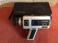 Classic Camcorders and video recorders x 5