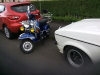 Vespa p200e Now 125cc
