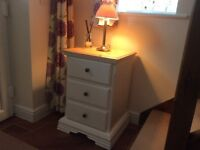 Lovely Solid Pine Chest
