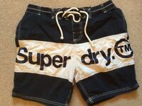 Superdry Surf Shorts Large ****REDUCED ******