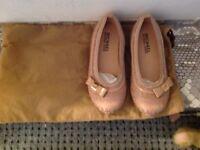 Michael Kors girls shoes 13 1/2