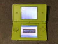 Nintendo DS Lite. Fully working with new battery
