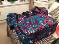 Set of three Tripp suitcases