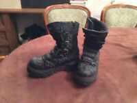 Goth Punk Boots