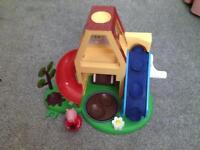 Peppa Pig Wind and Wobbles Play House