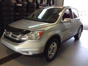 2011 Honda CR-V EX-L AWD Cuir BAS KILOM.