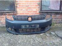 Vw caddy front bumper 2008-2013 £15