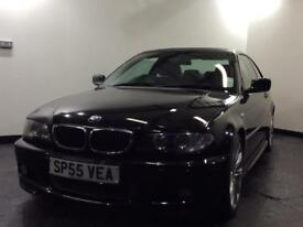 2005 BMW 320D MSPORT COUPE FSH