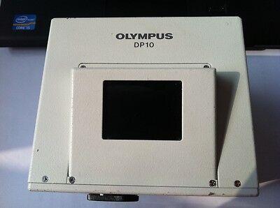 Olympus Dp10 Digital Microscope Camera Free Fast Shipping