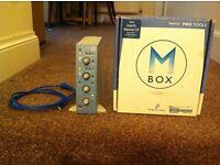Digidesign MBox 1