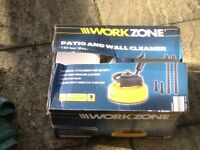 Workzone Patio and Wall Cleaner - New still boxed