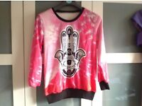 Girls or Boys top S