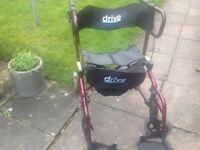 Drive,walker/Wheelchair,vgc.folds for car.