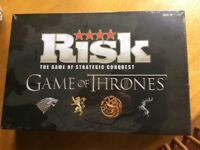 Risk Games of Thrones