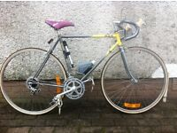 Gents or Ladys Vintage 1987 MBK Racer Bicycle Amazing looking bike Ready to Ride