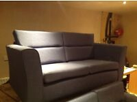 Suite brand new 3 and 2 free footstool choice of two colours