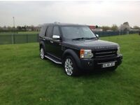LANDROVER DISCOVERY 3 TDV6 S 7 SEATER FULL SERVICE HISTORY