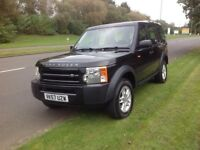 LAND ROVER DISCOVERY 3 TDV6,2008,3 OWNERS,108K WITH FMDSH,RARE 6 SPEED,RUNS AND DRIVES LIKE NEW,MINT