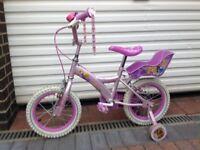 Girls Disney Princesses Bike
