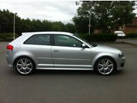 Audi S3 2.0 TFSI Quattro 3dr (265bhp)***NEED TO SELL IT ASAP***£10100