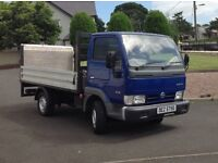 2005 Nissan Cabstar Drop side wth tail lift ++++ £4,500 no VAT ++ drop side with tail lift ++