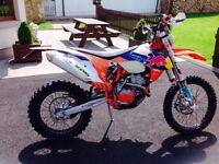 Ktm excf 250 mint only 45 hours