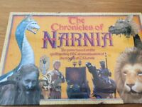 Vintage Chronicles of Narina Board Game new and sealed