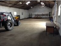 workshop/yard to rent