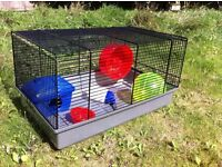 Excellent condition Dwarf Hamster Cage