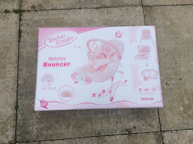 Bebe Style Melodies Bouncer