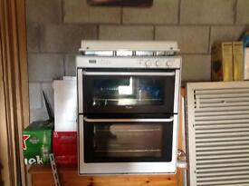 Whirlpool gas hob and electric oven for quick sale