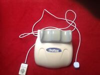 Oxyflow ,leg swing massager,(gentle on joints) good condition