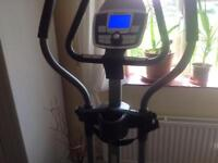 NordicTrack E9zl Crosstrainer. Price reduced to £125.00 no offers.