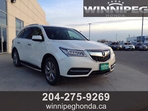 2014 Acura MDX Elite. Local trade, One owner, Fully loaded