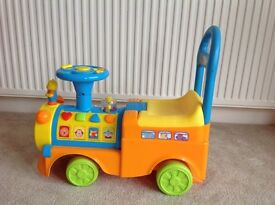 BARGAIN: Leap frog train in fab condition £10