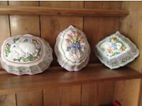 Vintage Style Jelly Moulds