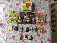 Lego. Job lot of 15 lego figures.